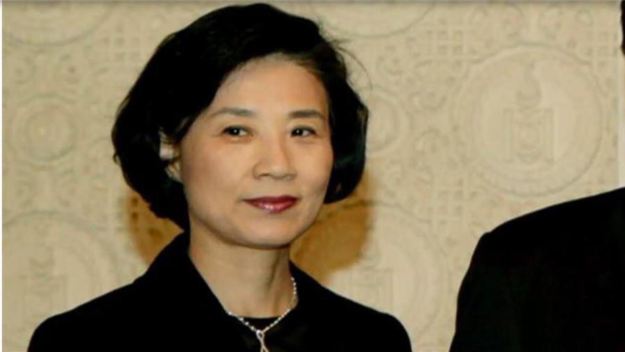이명희 일우재단 이사장. 경향신문 사진 캡쳐