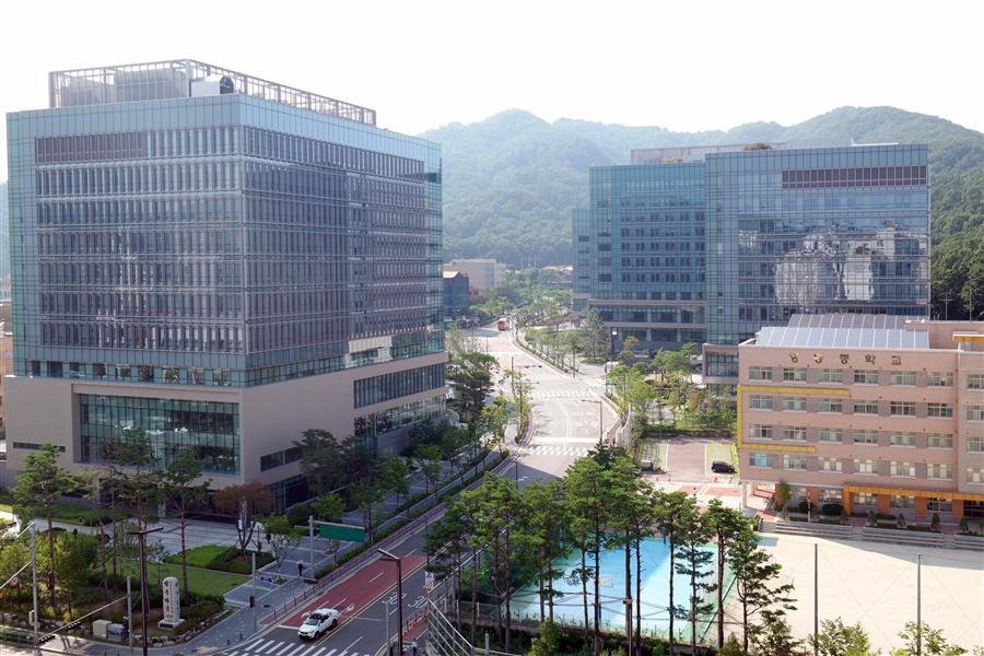 서울 우면동에 위치한 '삼성 서울 R&D 캠퍼스' . 사진/삼성전자