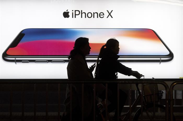 애플은 4분기부터 아이폰 등 제품 판매량을 공개하지 않기로 했다. 사진/뉴시스